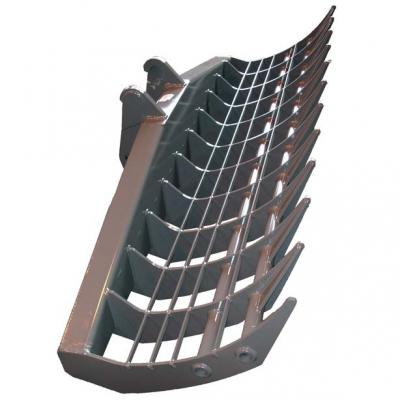 Watermaster rake for cleaning vegetation