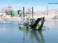 Amphibious Multipurpose Watermaster Recovering valuable materials