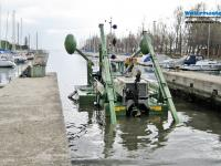 Watermaster - Maintenance dredging at a marina in Italy