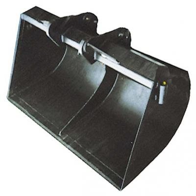700 L bucket without teeth